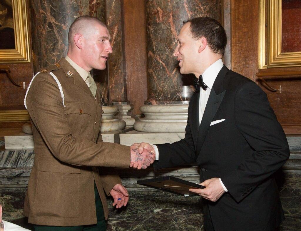 Royal Dragoon Guards - Trooper Nicholas Coles