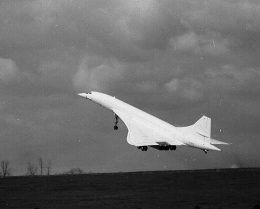 1976 Concorde