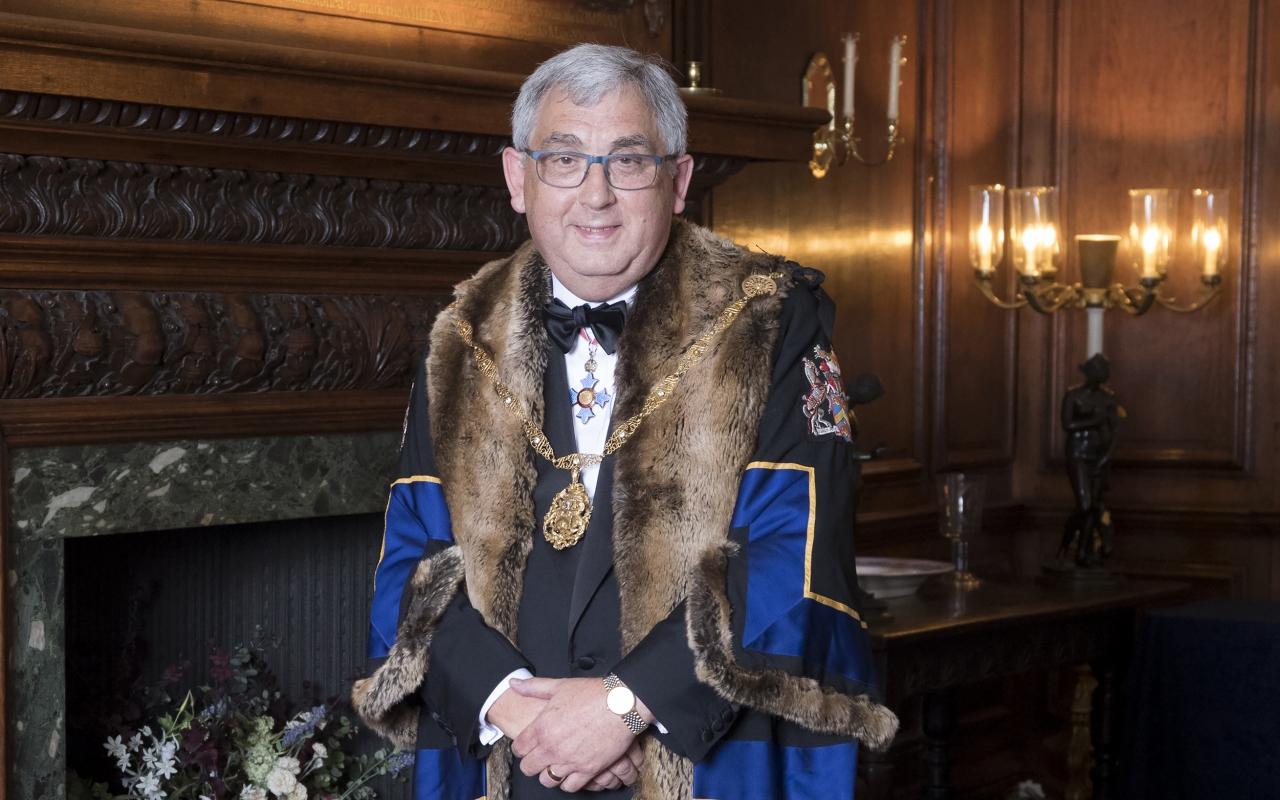 The Master Graham Cole CBE