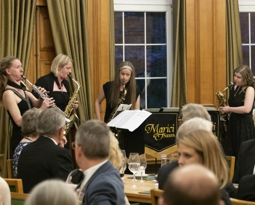 Marichi Saxes quartet