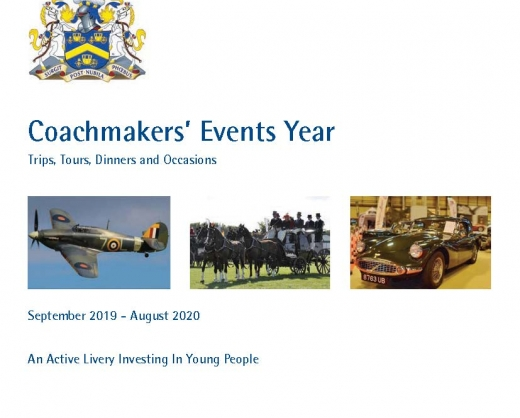 The Coachmakers Events Year