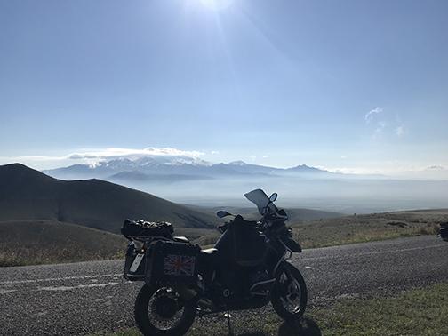 Stunning scenery across Turkey