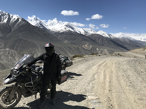 Breath taking scenery in the Wakhan Valley