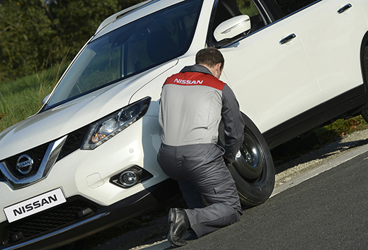 Manufacturers such as Nissan are providing free roadside assistance for key workers