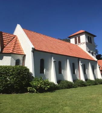 Eskdale Memorial Church