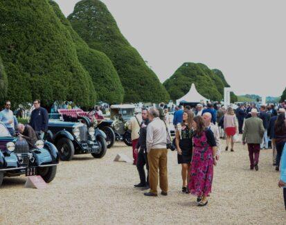 Hampton Court Concours