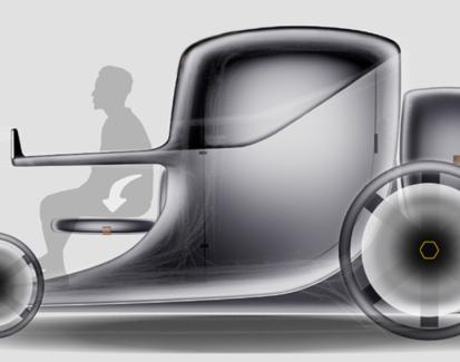 Ben's taxi design