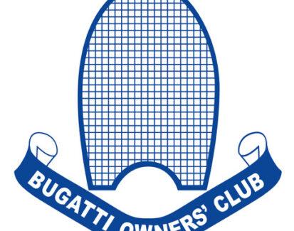 Bugatti Owners Club logo